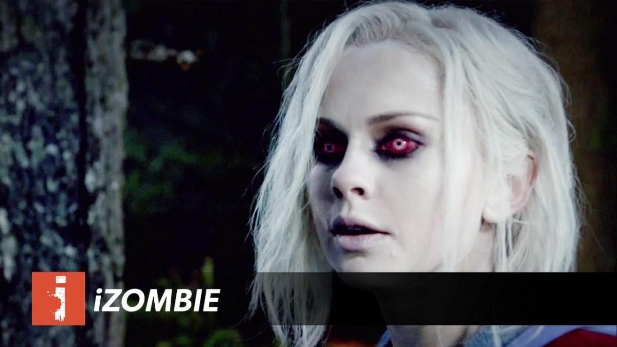 """""""iZombie"""" hat einen neuen Trailer, aber ich bin mit dem Comic immer noch nicht weiter"""