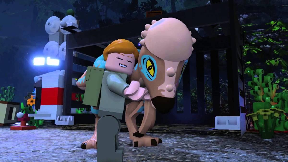 """""""LEGO Jurassic World"""" ist vermutlich fast so gut, wie der erste """"Park""""-Teil!"""