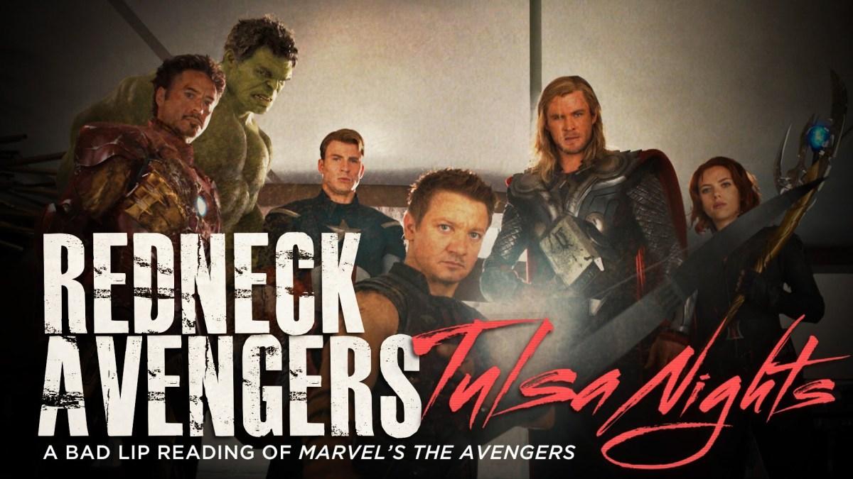 """Wegen Bad Lip Reading wurden sie zu """"The Redneck Avengers"""""""