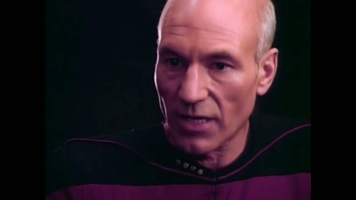 """Eclectic Method – """"Jean-Luc Picard"""""""