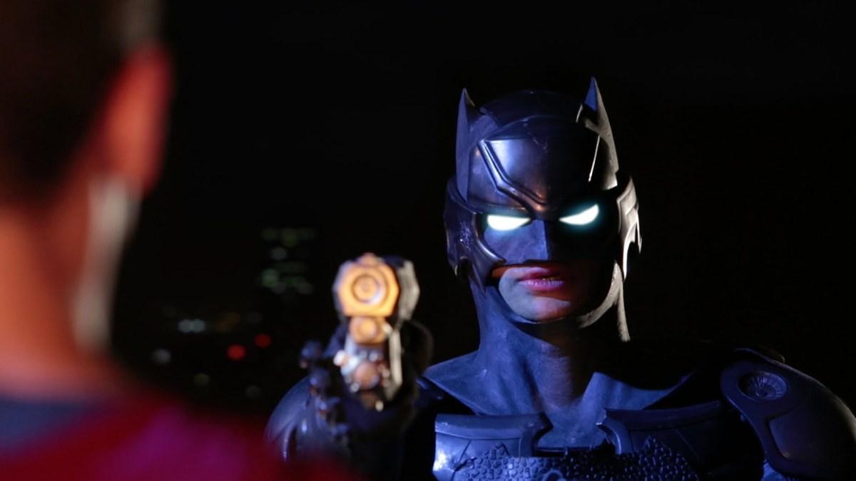 """Es gibt zwar noch kein """"Batman V. Superman"""", dafür aber schon mal eine Porn-Parodie"""