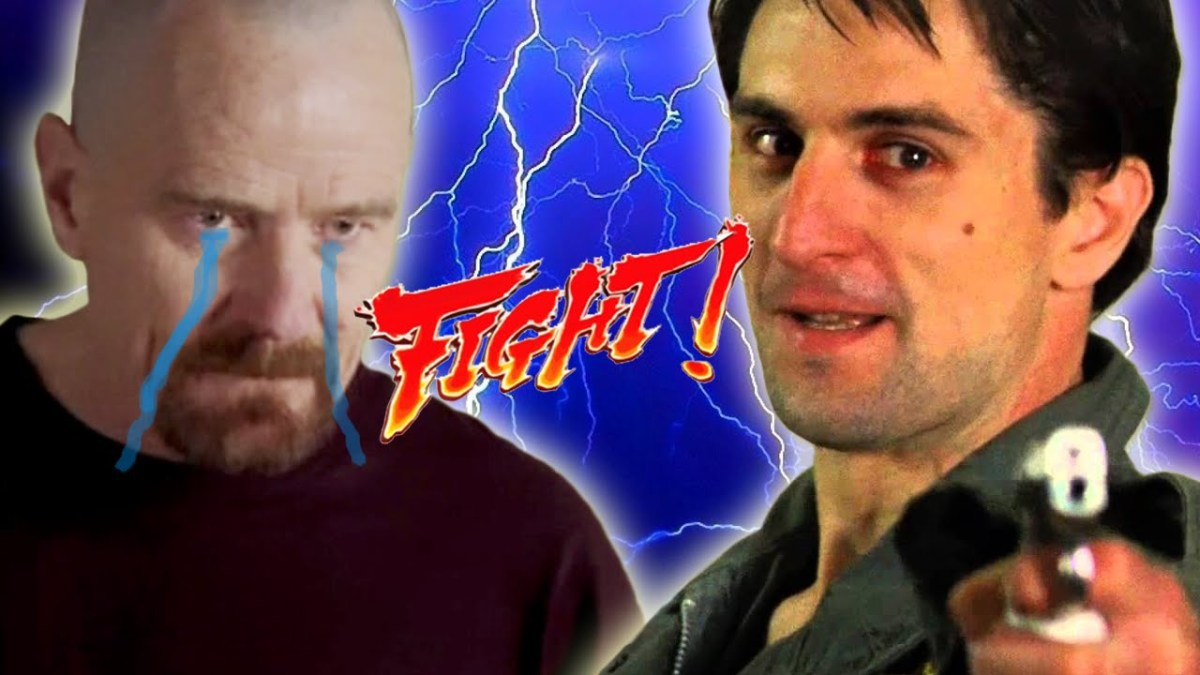 Travis Bickle vs. Heisenberg