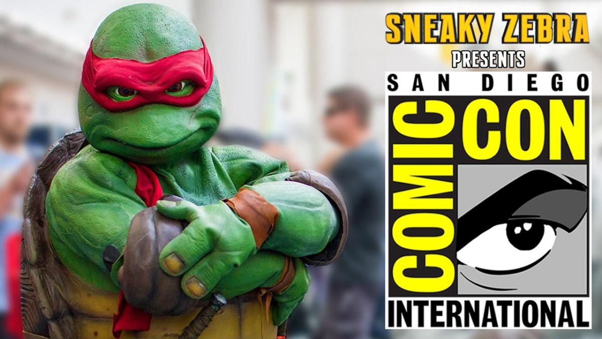 Das Cosplay Musik Video von der San Diego Comic Con 2015