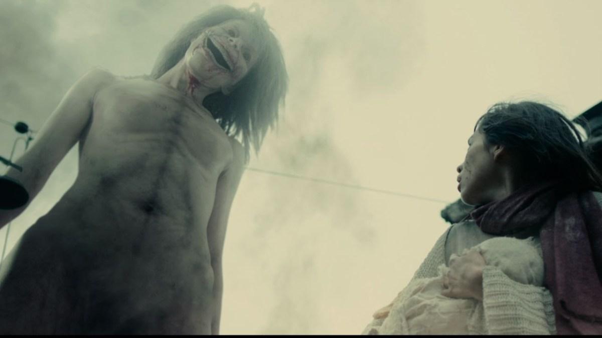 """Die Realverfilmung von """"Attack on Titan"""" bekam auch nochmal einen neuen Trailer"""