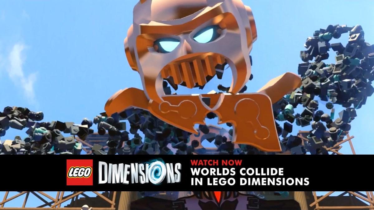 """Im neuen """"LEGO Dimensions""""-Trailer reitet der Riddler auf dem Balrog"""