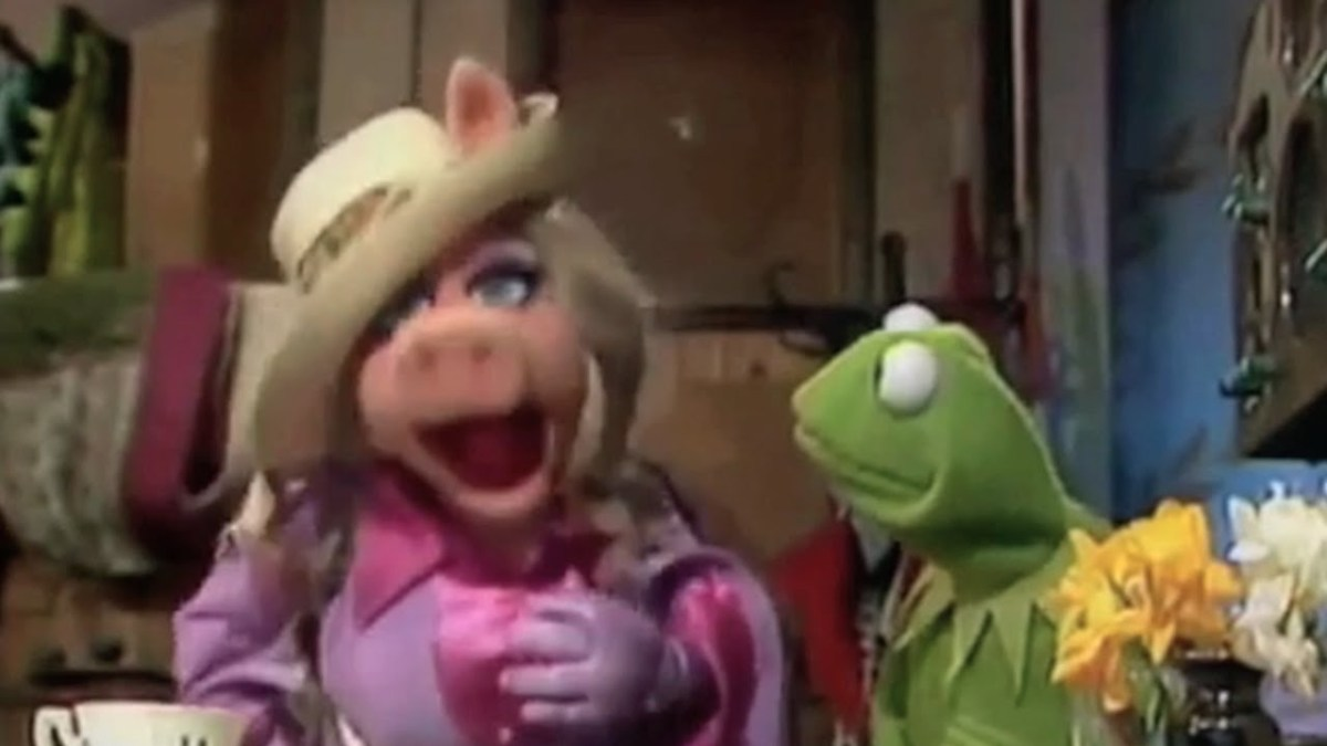 "Miss Piggy aus der Muppet Show sing ""Bitch Better Have My Money"" von Rihanna"
