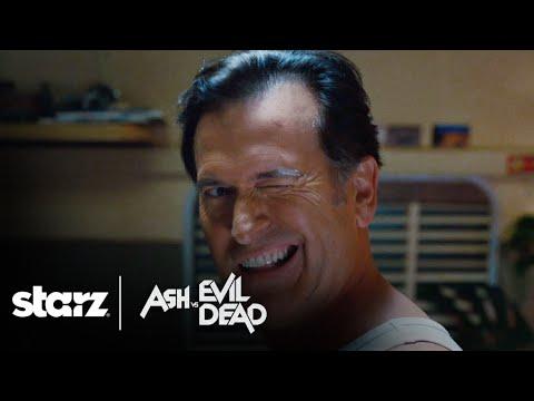 """Auch der neuste Trailer zu """"Ash Vs. Evil Dead"""" ist sehr… groovy"""
