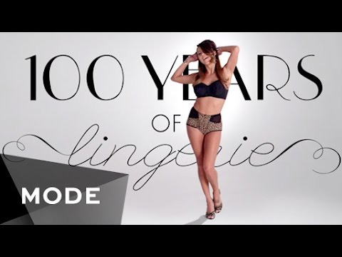 100 Years of lingerie