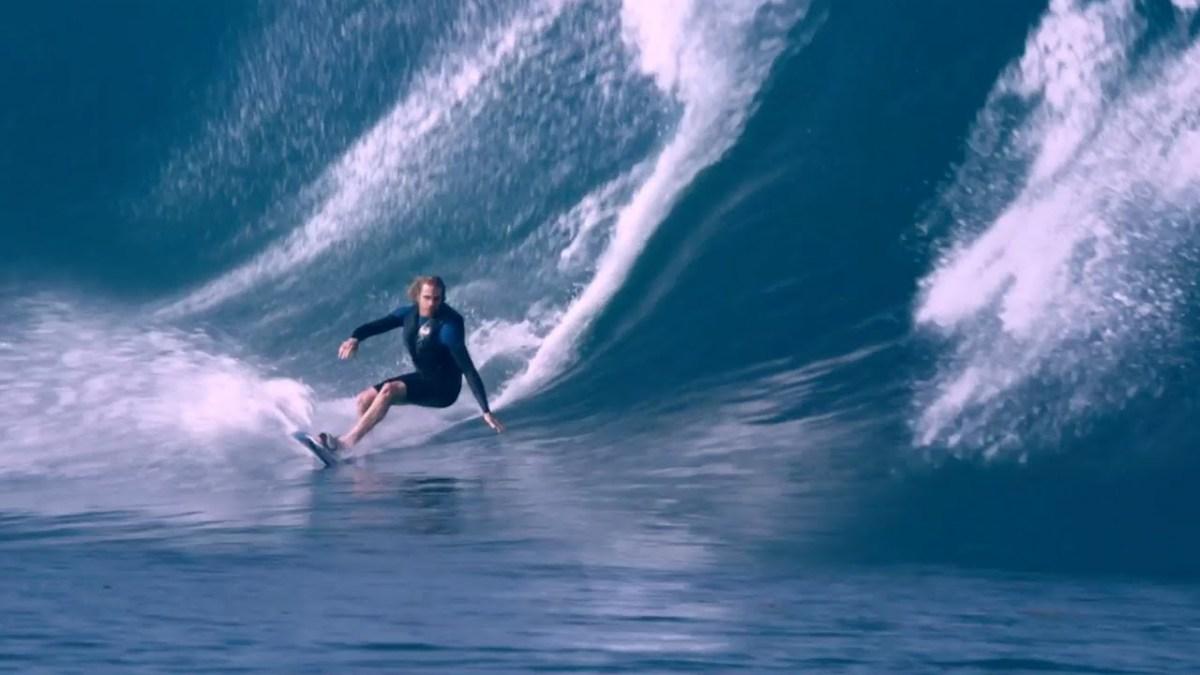 """In der Featurette zum Remake von """"Point Break"""" geht es eigentlich nur um's Surfen"""