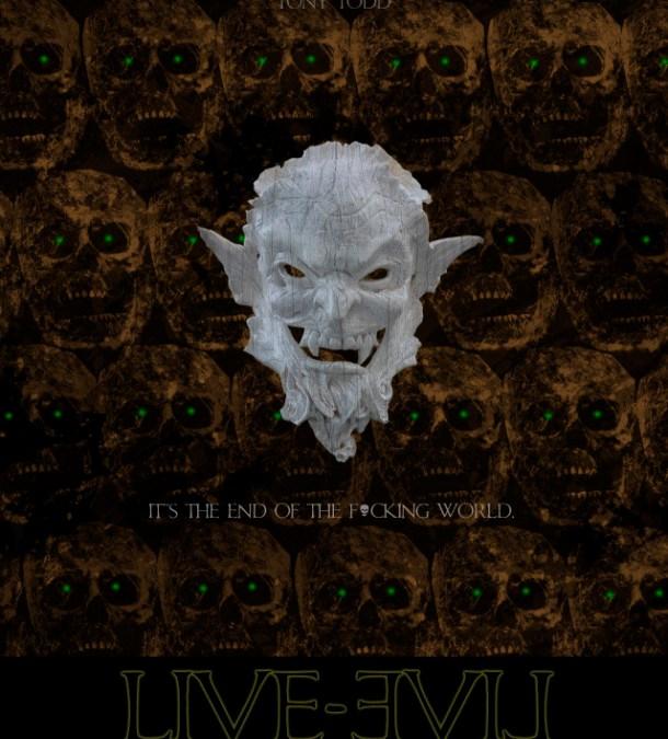 """Der Low-Budget-Film """"LIVE-EVIL"""" sieht im ersten Trailer ganz schön gut aus"""