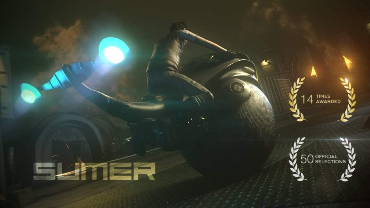"""Im Kurzfilm """"SUMER"""" ist die Erde mal wieder voll am Ende"""