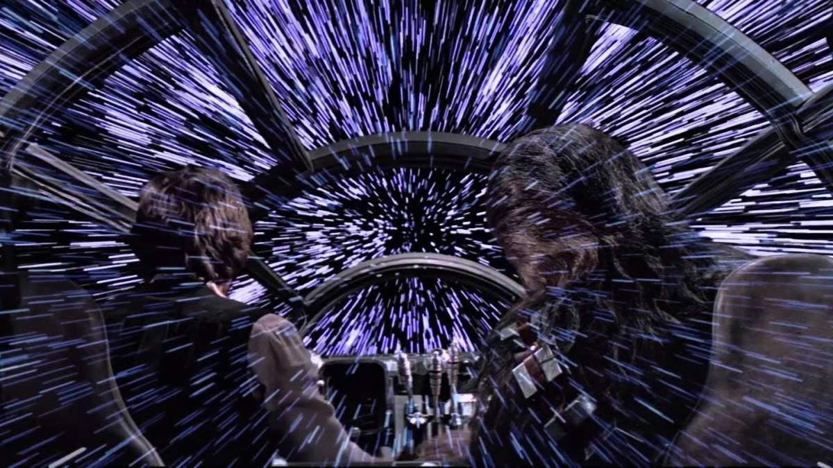 """""""Star Wars"""": Die originale Trilogie bekam einen Trailer im Stil von """"The Force Awakens"""""""