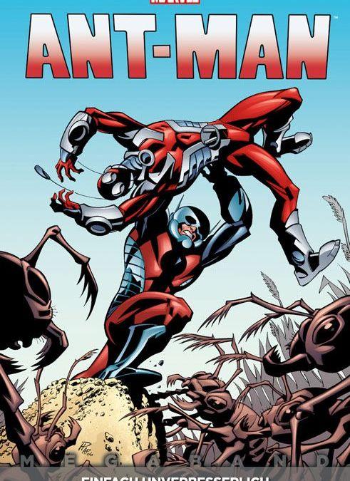 Comicreview: Ant-Man – Megaband 1