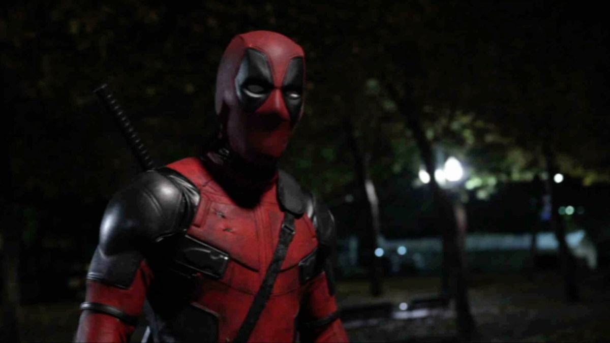 Wie Deadpool, laut Ryan Reynolds, Halloween verbracht hat