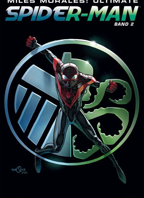 "Comicreview: ""Miles Morales: Ultimate Spider-Man"" Bd. 2"
