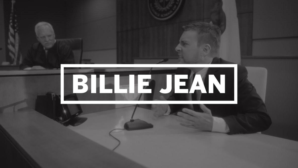 """""""Billie Jean"""" von Michael Jackson als Kurzfilm"""