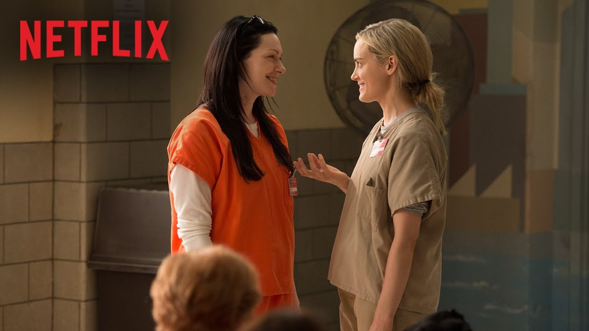 """Orange is the New Black"": Die 4. Staffel hat schon mal einen vielversprechenden Teaser #WelcometoLitchfield"