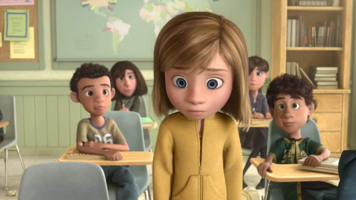 "Pixar's ""Inside Out"" without the inside"