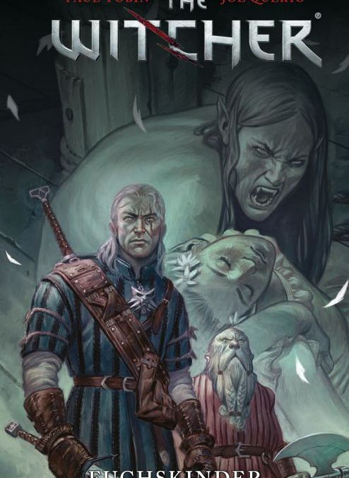 "Comicreview: ""The Witcher – Fuchskinder"""