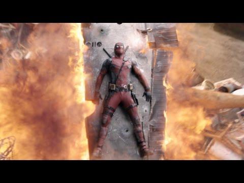 "Kurz zu den visuellen Effekten in ""Deadpool"""