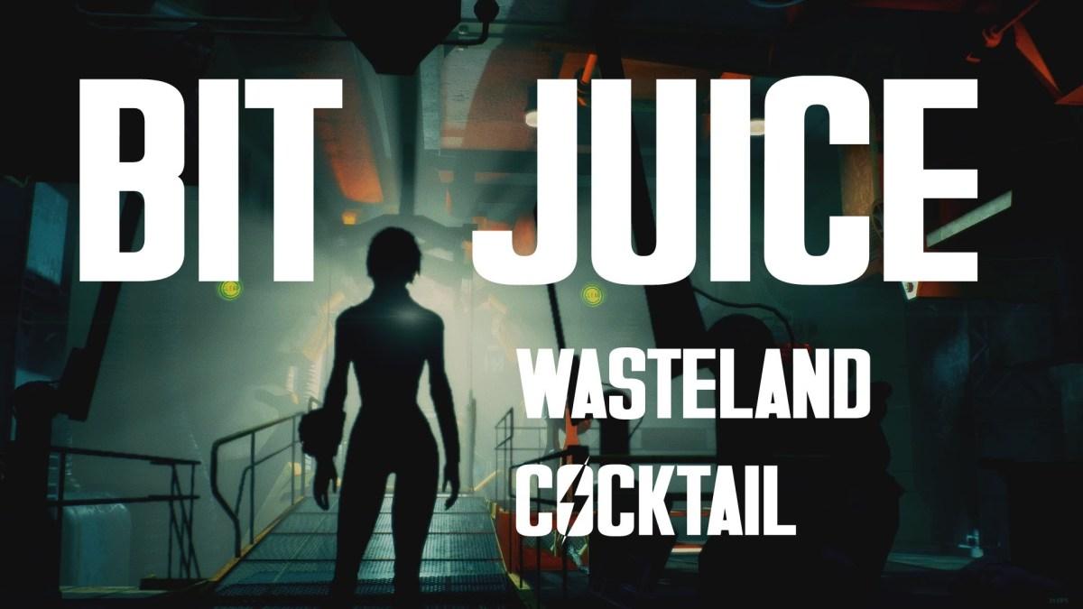 """""""Wasteland Cocktail"""" ist ein Song aus Geräuschen aus """"Fallout 4"""""""