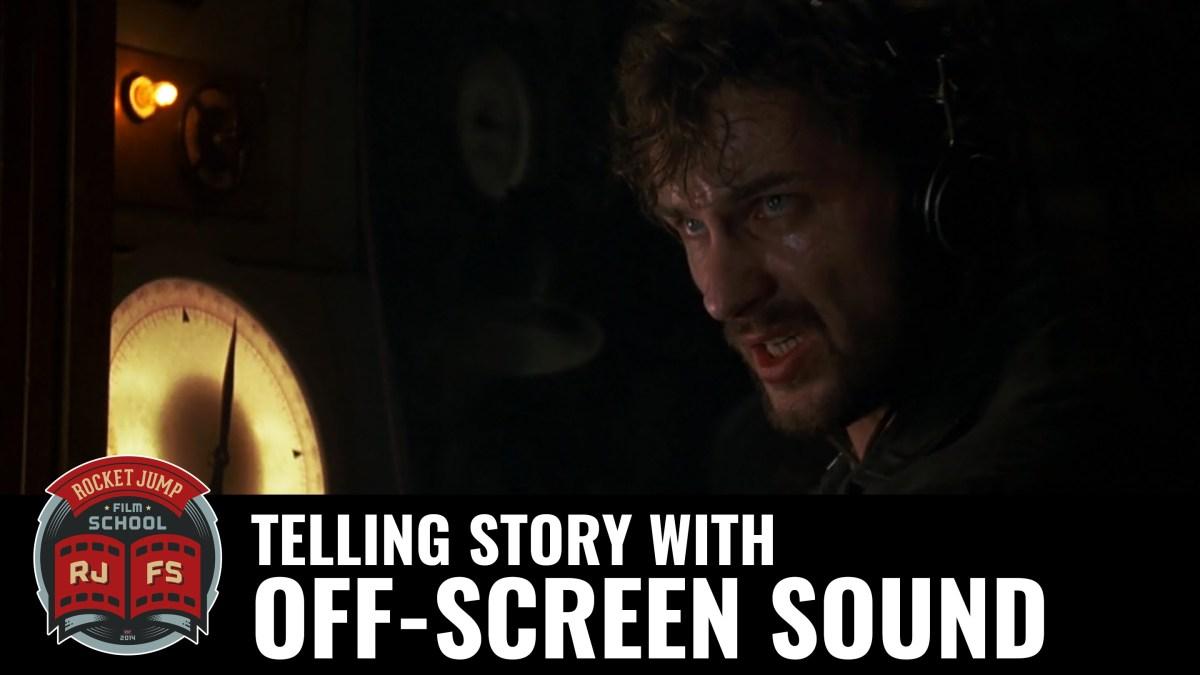 Ein Video-Essay über die Wichtigkeit von Off-Screen-Sound in Filmen