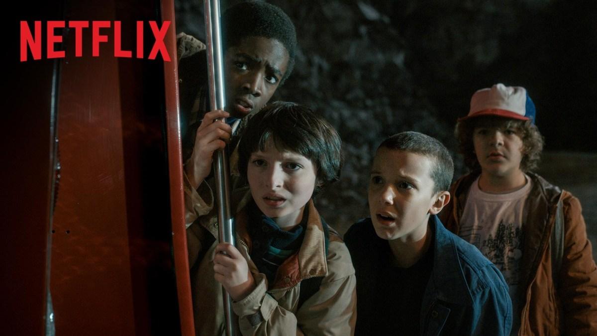 """Im zweiten Trailer zu Netflix-Serie """"Stranger Things"""" spürt man immer noch diesen Spielberg-Vibe"""
