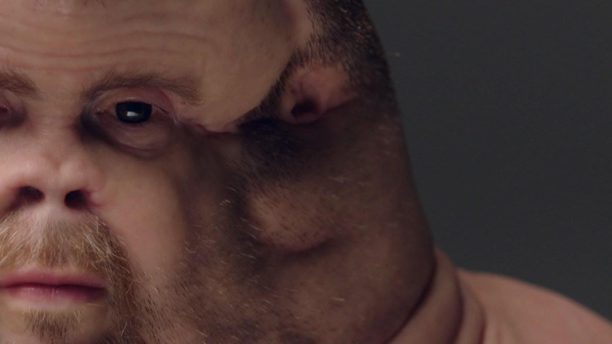 """""""Meet Graham"""" – ein Mensch, der so entwickelt wurde, dass er die schlimmsten Autounfälle überleben würde"""