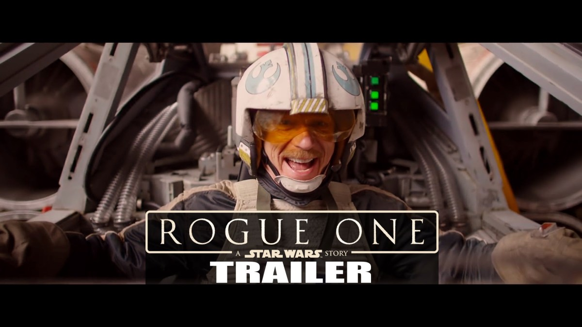 "Der Trailer zu ""Rogue One: A Star Wars Story"" mit ""Sabotage"" von den Beastie Boys"