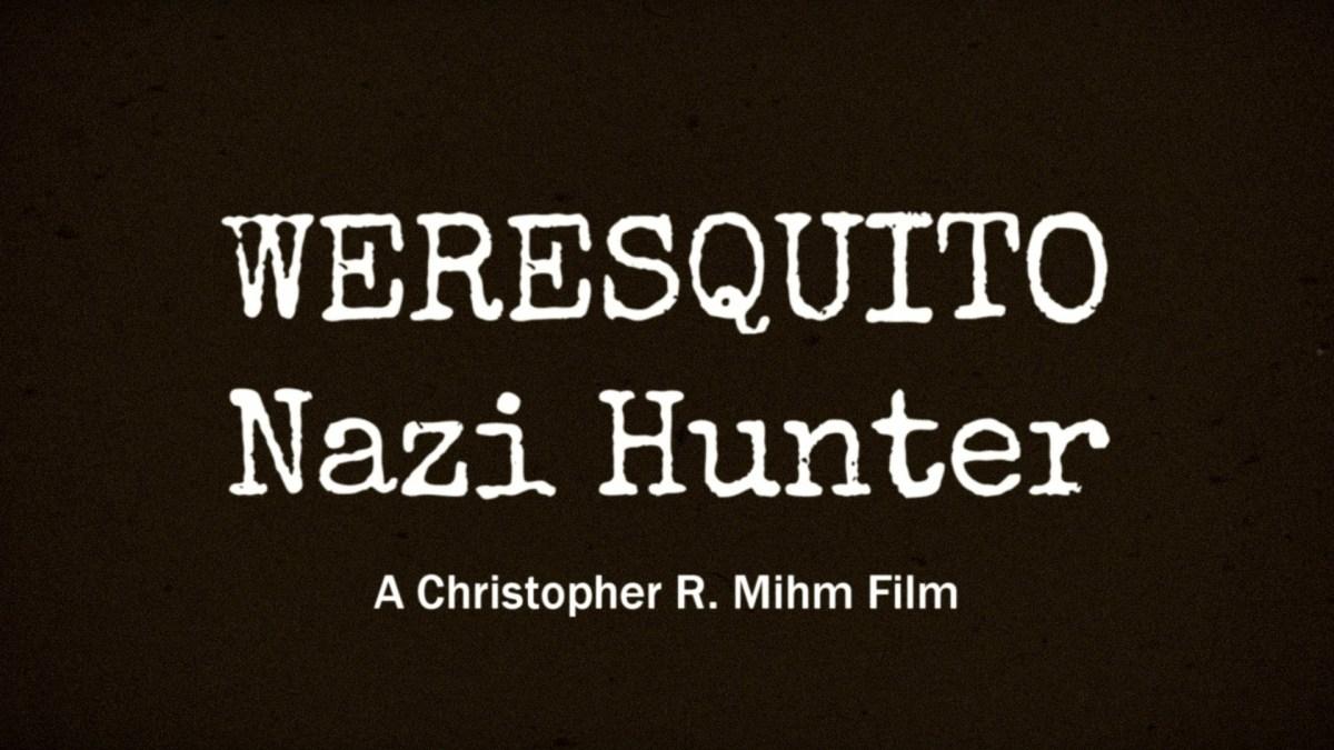 """""""Weresquito: Nazi Hunter"""" hat einen ganz zauberhaften Trailer"""