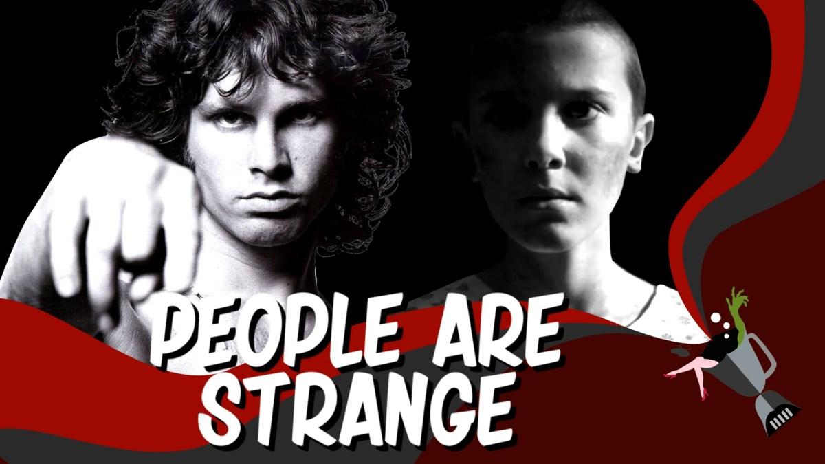 """Stranger Things"" mit ""People Are Strange"" von The Doors ist… strange"