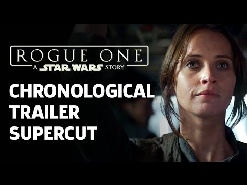 """Rogue One: A Star Wars Story"": Alle Szenen aller Trailer in chronologischer Reihenfolge"