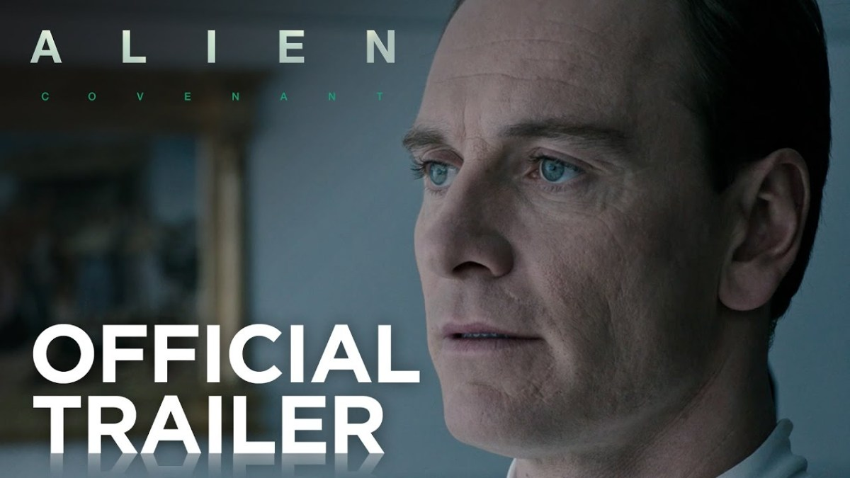 "Übrigens bekam ja ""Alien: Covenant"" einen echt coolen Trailer!"