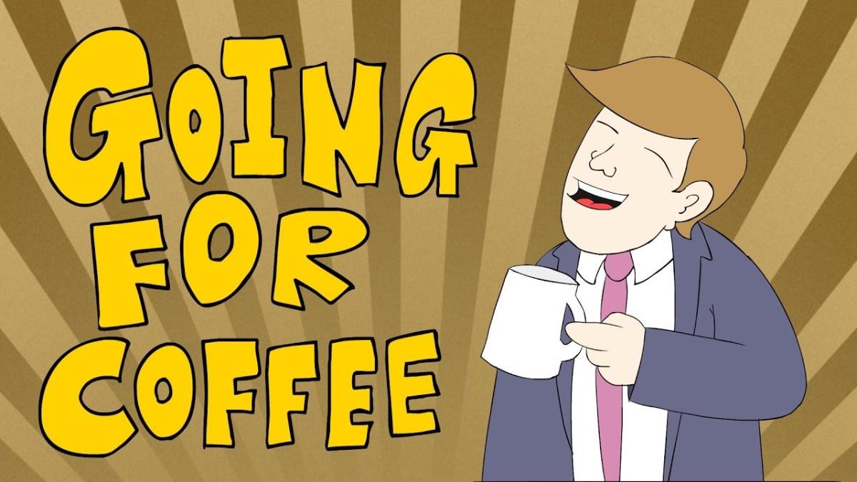 Ein durchaus nachvollziehbarer Song über den zweiten Kaffee