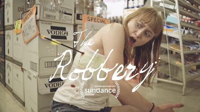 """Im Kurzfilm """"The Robbery"""" (gedreht in einem Take) geht der Raubversuch einer Drogenkonsumentin ganz furchtbar schief"""