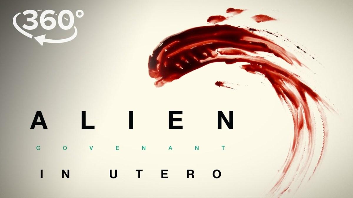 """""""Alien: Covenant – In Utero"""" zeigt uns aus der Ego-Perspektive, wie wir als Alien aus einem Menschen herausplatzen (NSFW)"""