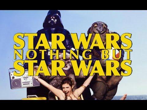 """Ganze 95 Minuten """"STAR WARS NOTHING BUT STAR WARS"""" – Ein Mixtape der Absurditäten"""