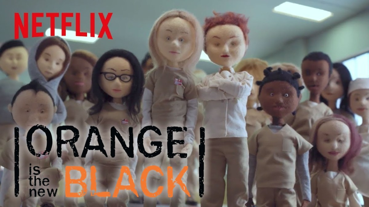 """Orange is the New Black"": Ein Recap der ersten vier Staffeln mit Filzpuppen"