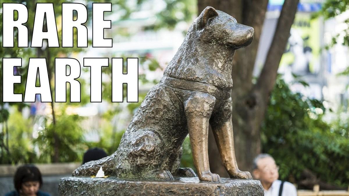 Die Geschichte von Hachikō, dem berühmtes Hund und goodest of dogs 12/10