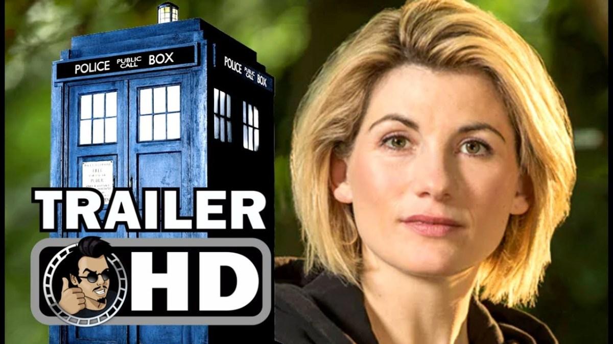"""""""Doctor Who"""": Iiih, der 13. Doctor wird eine Frau sein?!"""