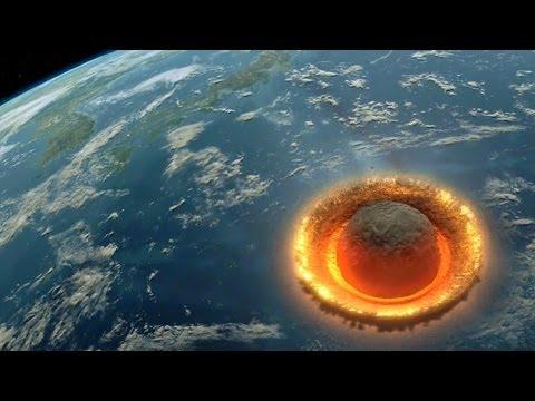 Ein riesiger Asteroid stürzt auf die Erde und wir hören Pink Floyd