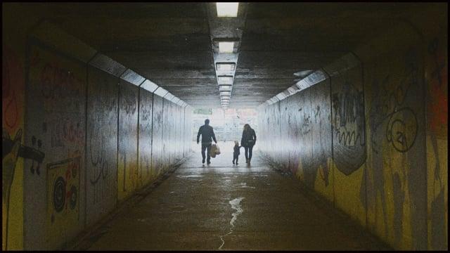"""""""Chase"""" ist ein Stop-Motion-Kurzfilm über die verschiedenen Pfade, die wir nehmen"""