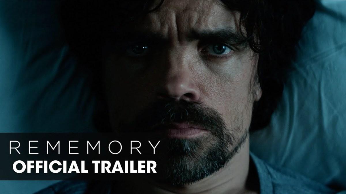 """Im Trailer zu """"Rememory"""" stöbern Peter Dinklage und Anton Yelchin in Gedanken herum"""