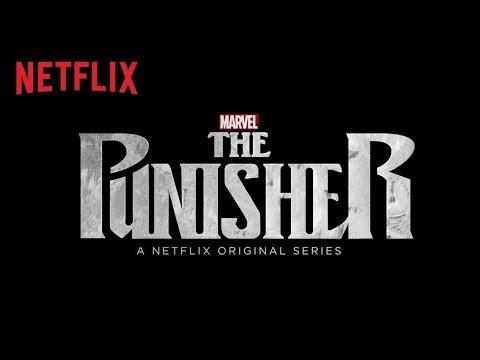 """""""Marvel's The Punisher"""" hat einen irgendwie bekloppten ersten Teaser"""