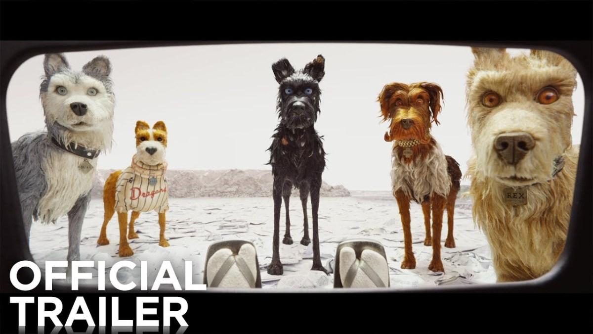 """""""Isle of Dogs"""" – Der Trailer zum neusten Film von Wes Anderson"""