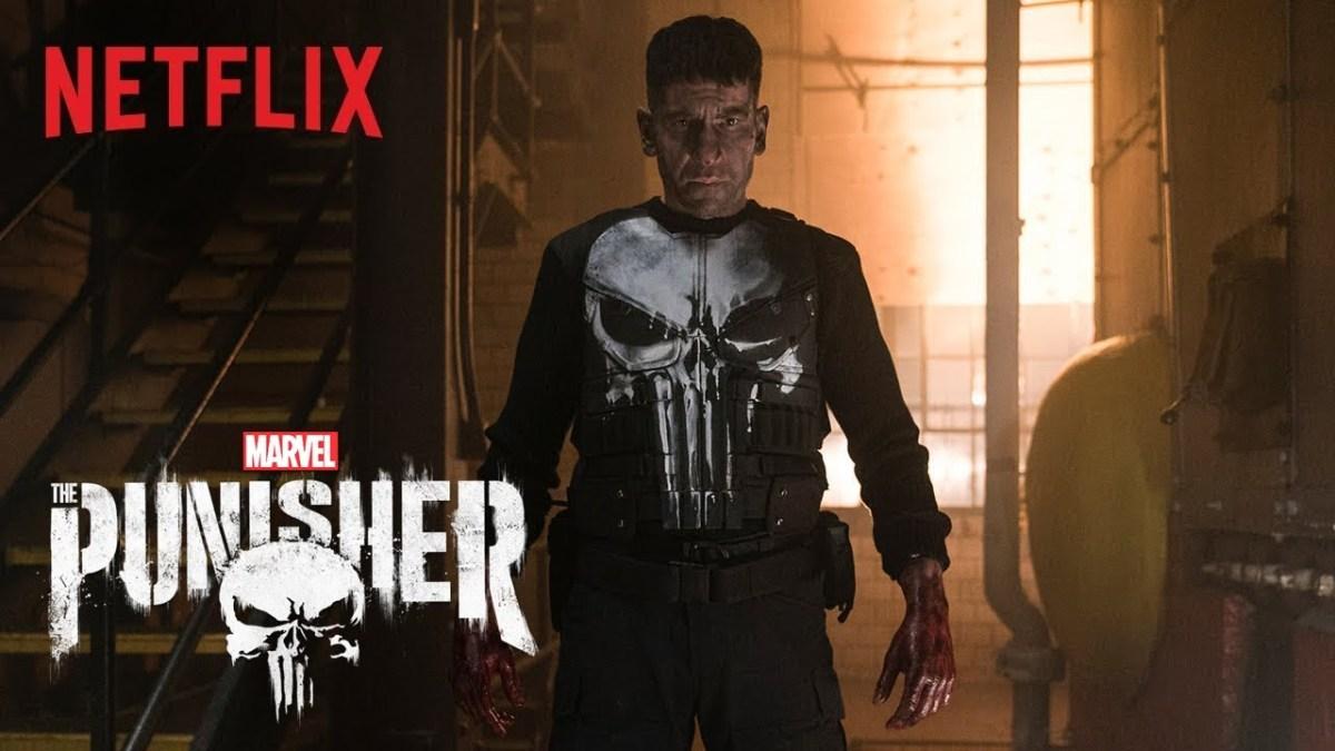 """""""Marvel's The Punisher"""" hat nun endlich einen richtigen Trailer"""
