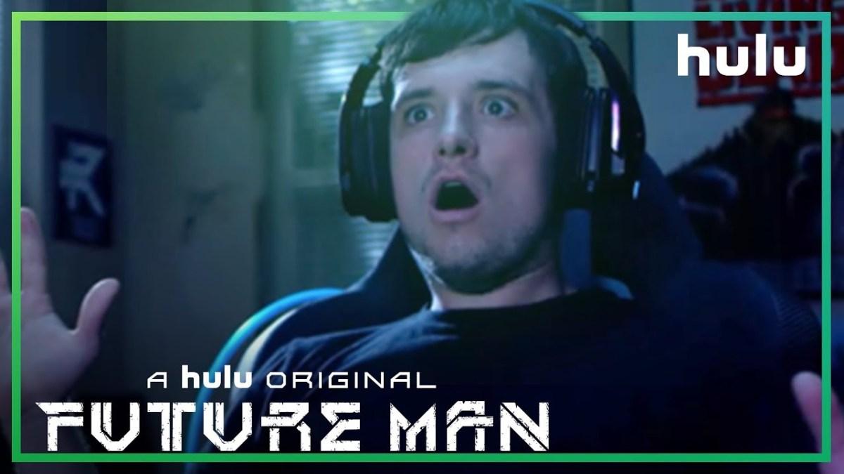 """Der Trailer zur Serie """"Future Man"""" ist voller Referenzen und Herpes"""
