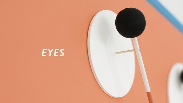 EYES – Eine Serie cleverer Installationen von Lucas Zanotto