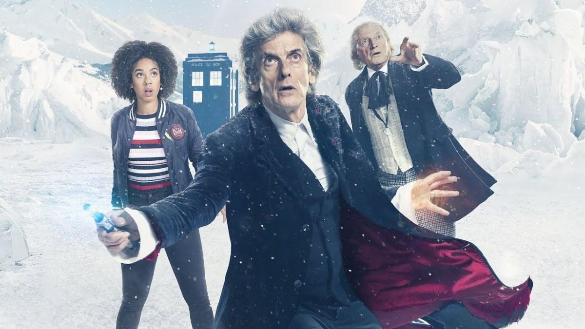 """Doctor Who"": Das nächste Christmas-Special heißt ""Twice Upon a Time"""