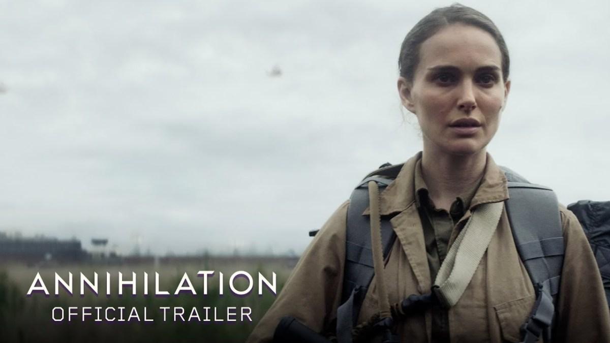 """Im Trailer zu """"Annihilation"""" legt sich Natalie Portman mit komischen Tier-Hybriden an"""
